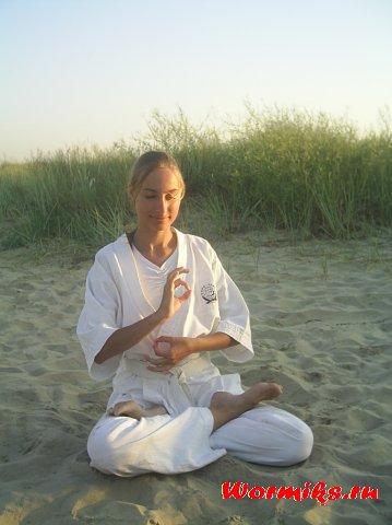 Оксана Шевченко медитация