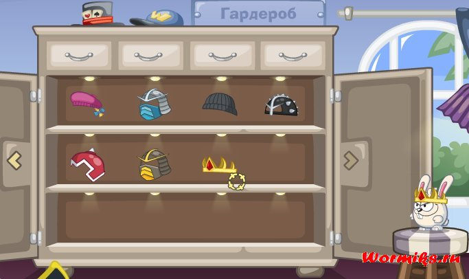 еще шапки из гардероба вормикс игрока